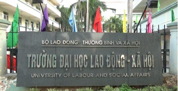 Thông tin tuyển sinh của trường ĐH Lao Động Xã Đội năm học 2018