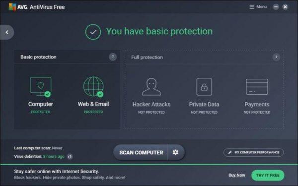 Tham khảo hướng dẫn sử dụng phần mềm diệt virus Avira