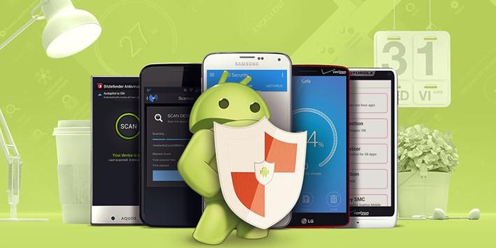 Các phần mềm diệt virus trên điện thoại tốt nhất hiện nay