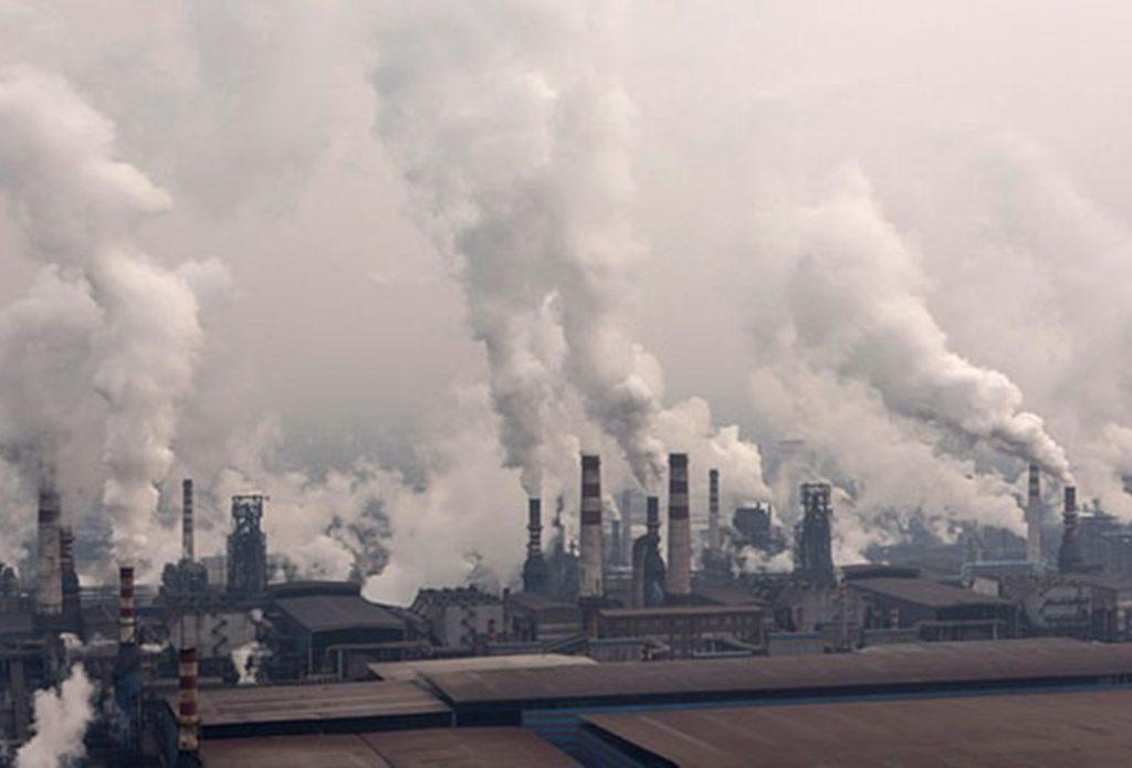 Chỉ số chất lượng không khí ở Việt Nam những năm gần đây