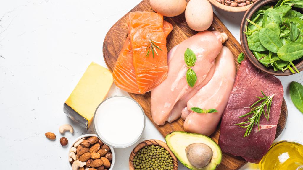 Danh sách nhóm thực phẩm tốt cho sức khỏe nên bổ sung hàng ngày
