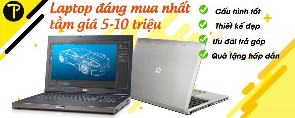 Tổng hợp những máy tính Dell giá dưới 10 triệu cho học sinh và dân văn phòng