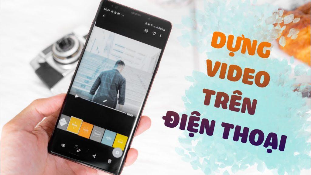 Top 3 phần mềm làm video trên điện thoại Android được sử dụng nhiều nhất